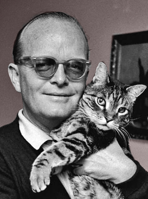 truman capote young