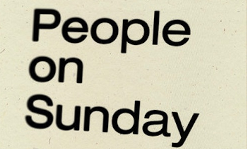 peopleonsunday